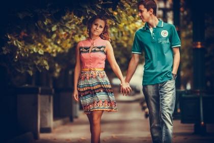 Егор и Ольга