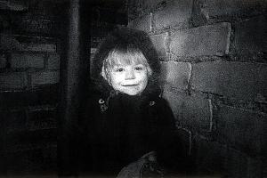 Стена или взгляд на детский дом. 1989 г.