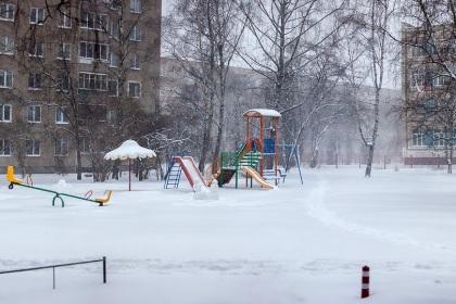 Панорама. Минск.04.02.2021.