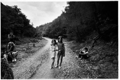 Дети на дороге.
