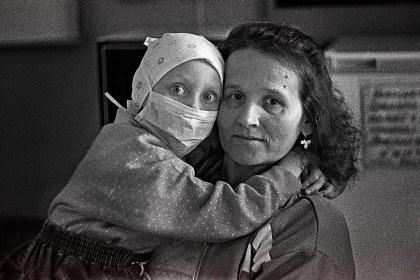 Чернобыльская мадонна. Детский хоспис.