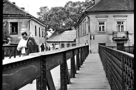 Вильнюс. 1987-1989 годы.