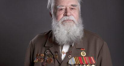 Последний призыв. Портреты ветеранов Отечественной войны.
