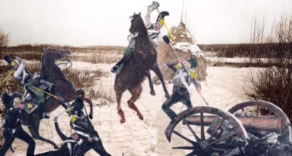 Студёнка. Сокровища Наполеона 1812 год