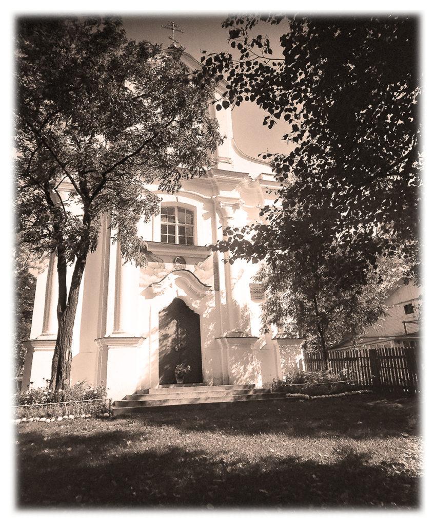 монастырь. Жировицы
