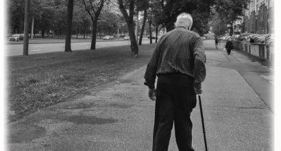 Одиночество. Старость в городе
